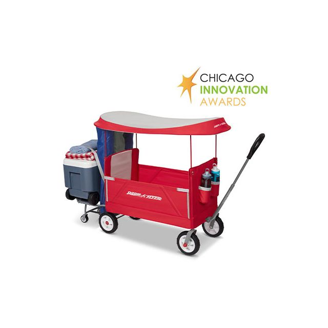 Off Road Ez Fold Wagon With Canopy