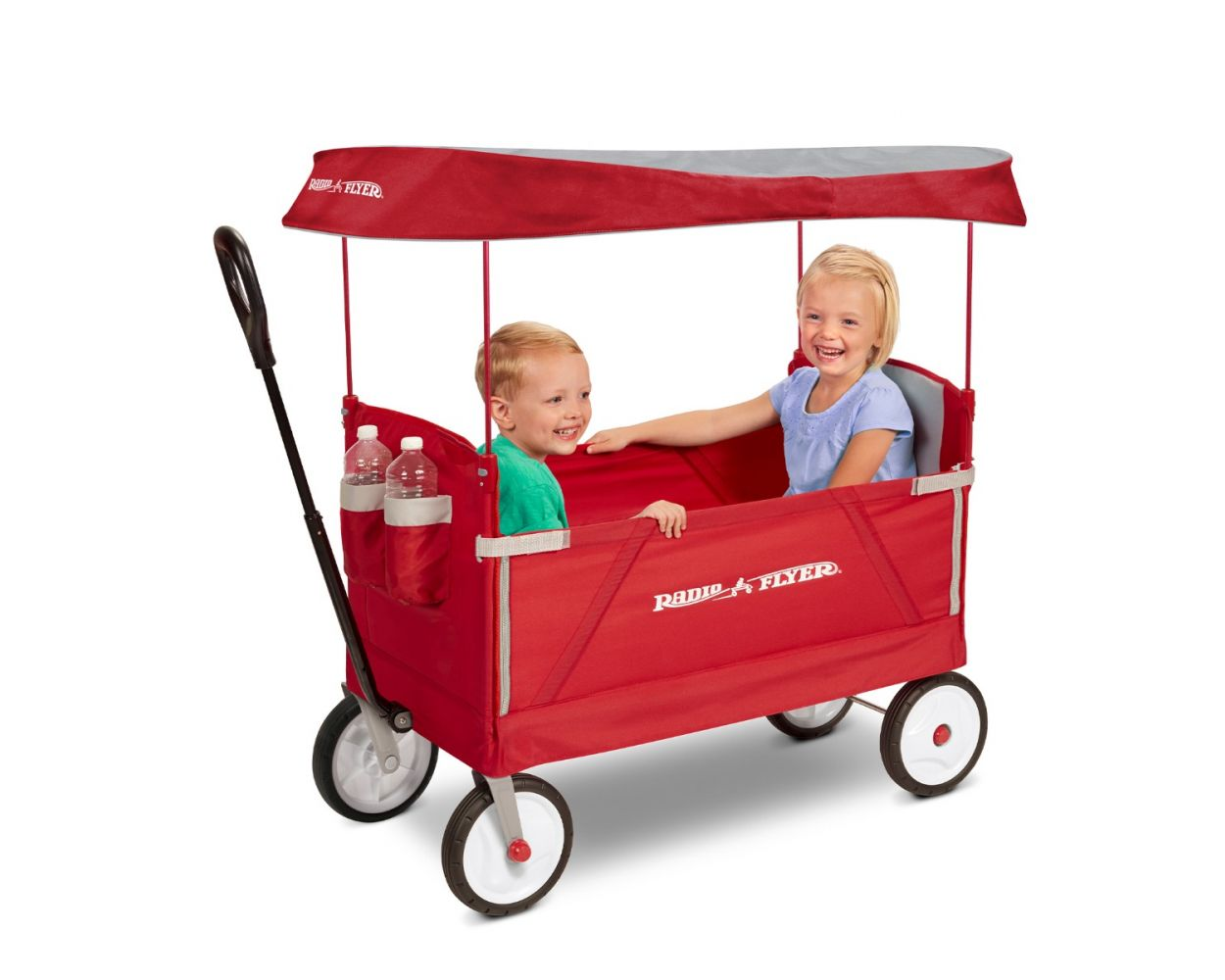 3-in-1 EZ Fold Wagon® with Canopy