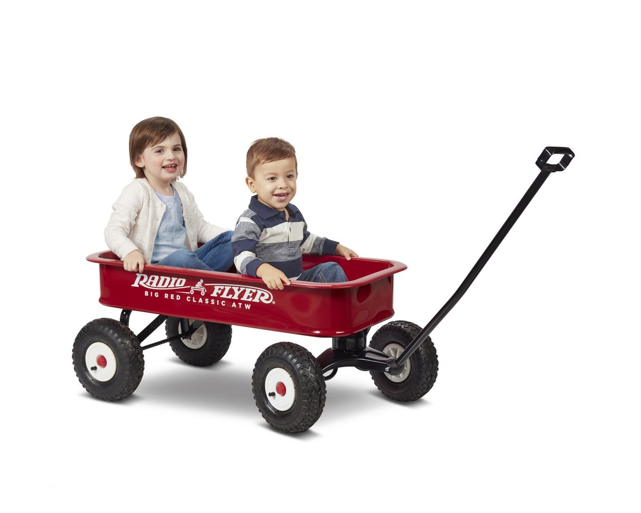 Big Red Wagon Big Red Classic Atw Large Size Radio Flyer