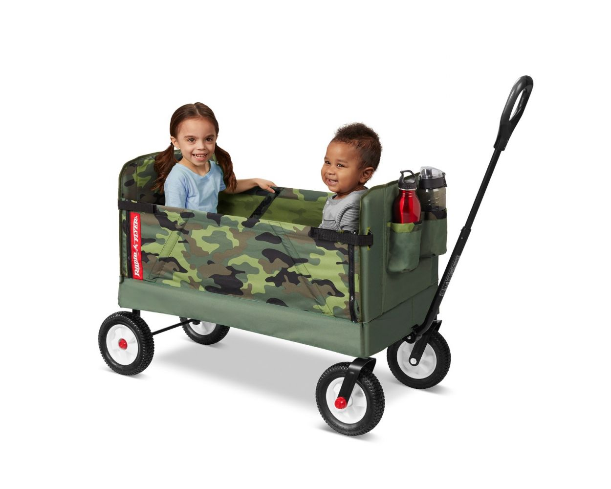 3-In-1 Off-Road EZ Fold Camo Wagon