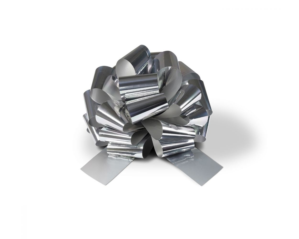 """12"""" Large Silver Bow"""
