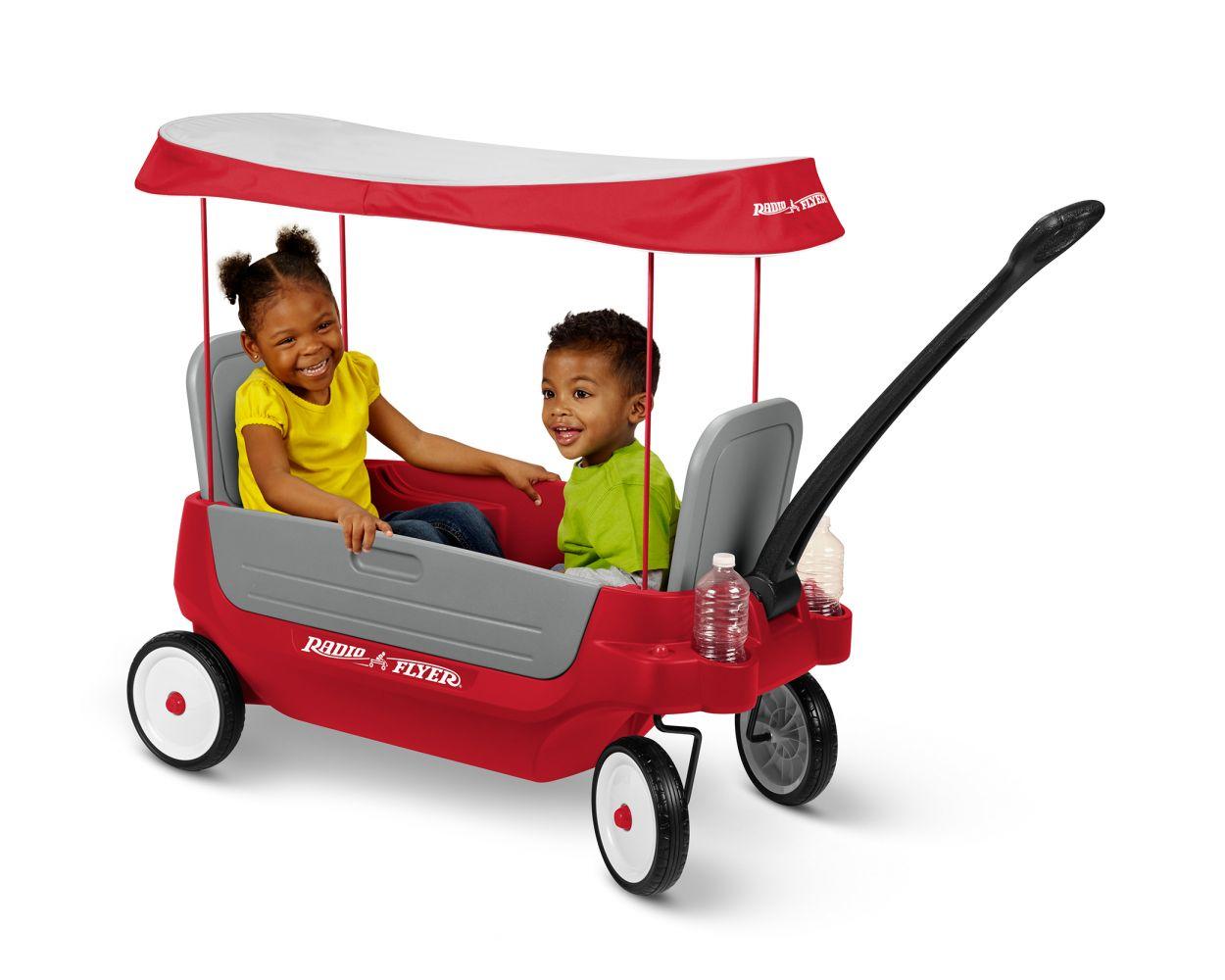 Deluxe Grandstand Wagon 3-in-1®