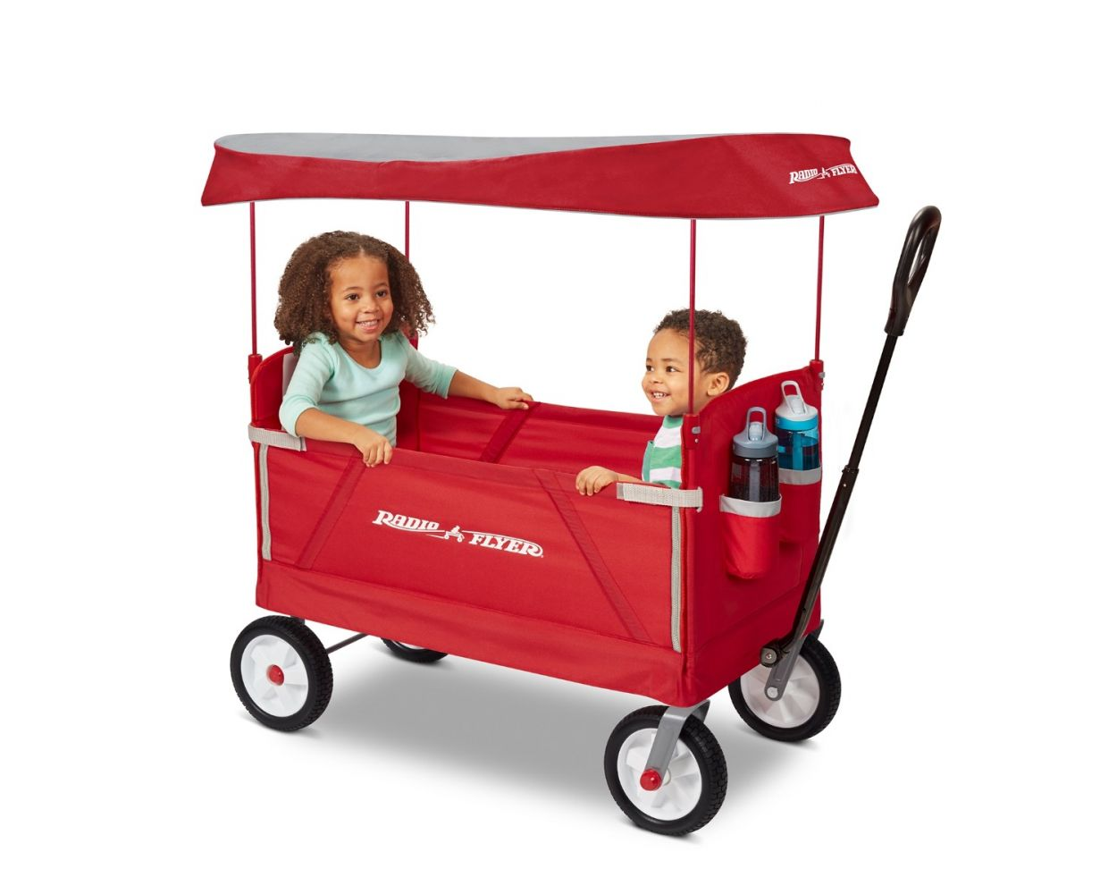 3-In-1 Off-Road EZ Fold Wagon® With Canopy