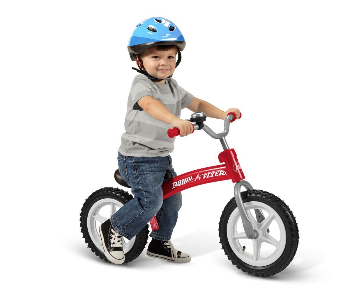 All-Terrain Balance Bike