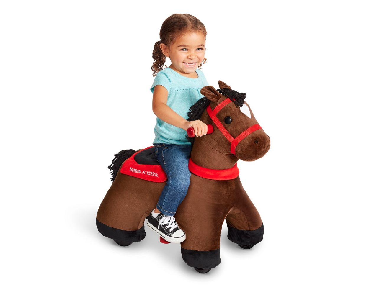 Lightning: Electric Ride-On Horse