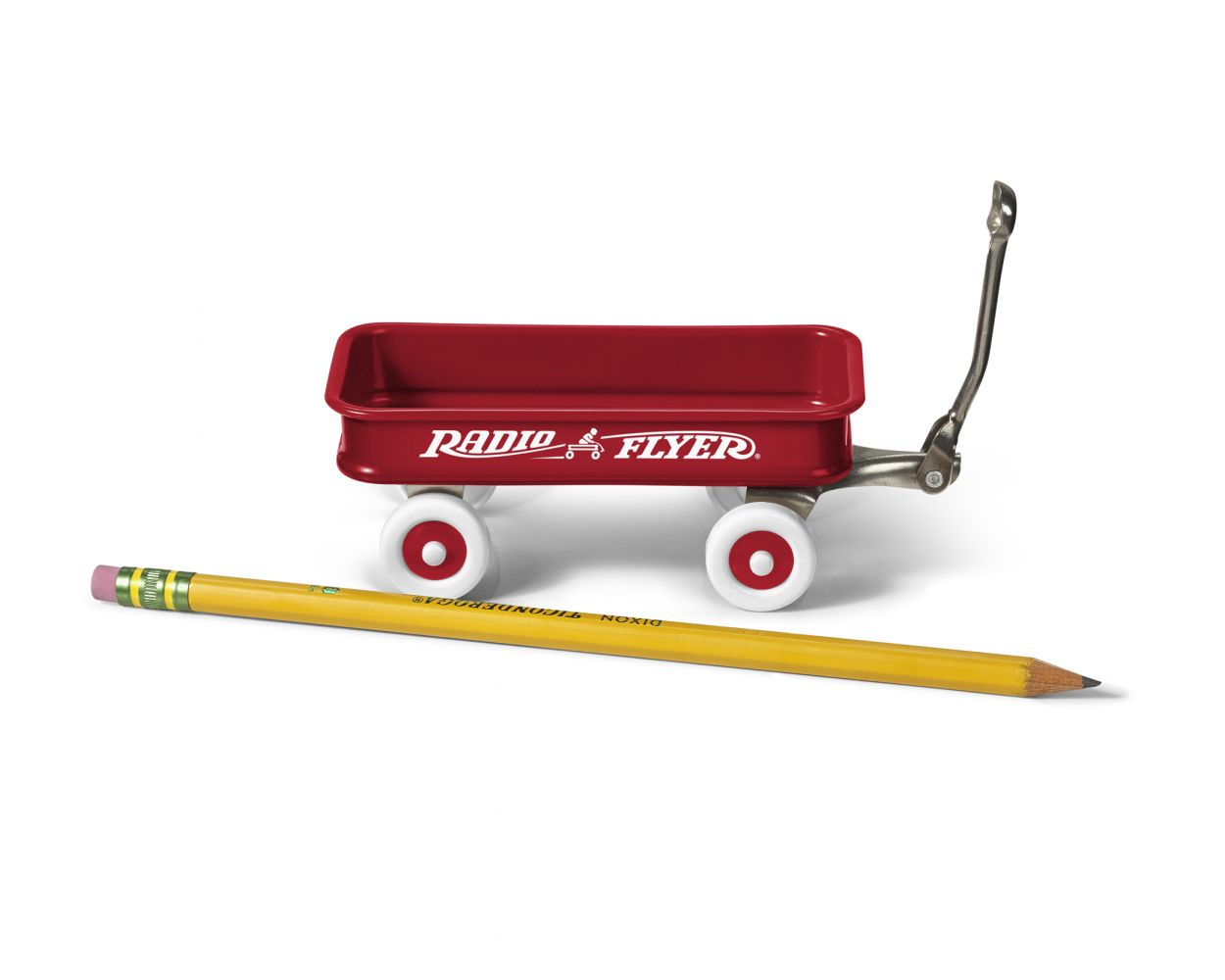 Little Red Wagon Miniature Red Wagon Small Little Mini Wagons