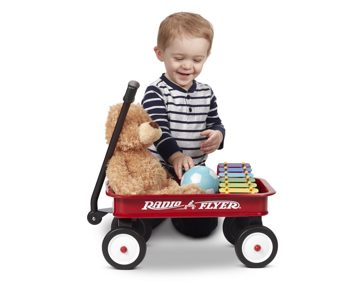 My 1st Wagon Little Red Wagon Radio Flyer