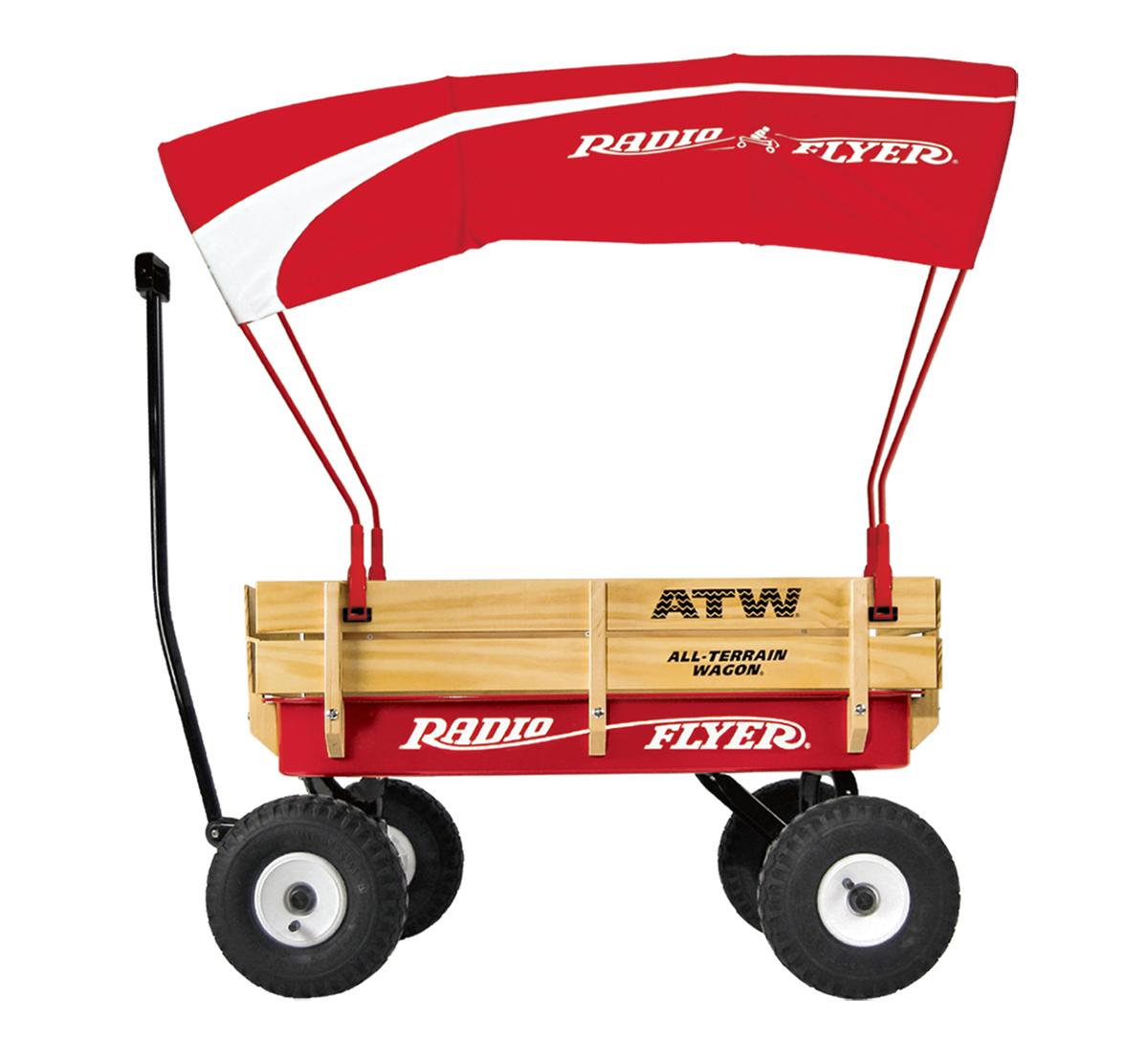 Fits all Wood Radio Flyer wagons