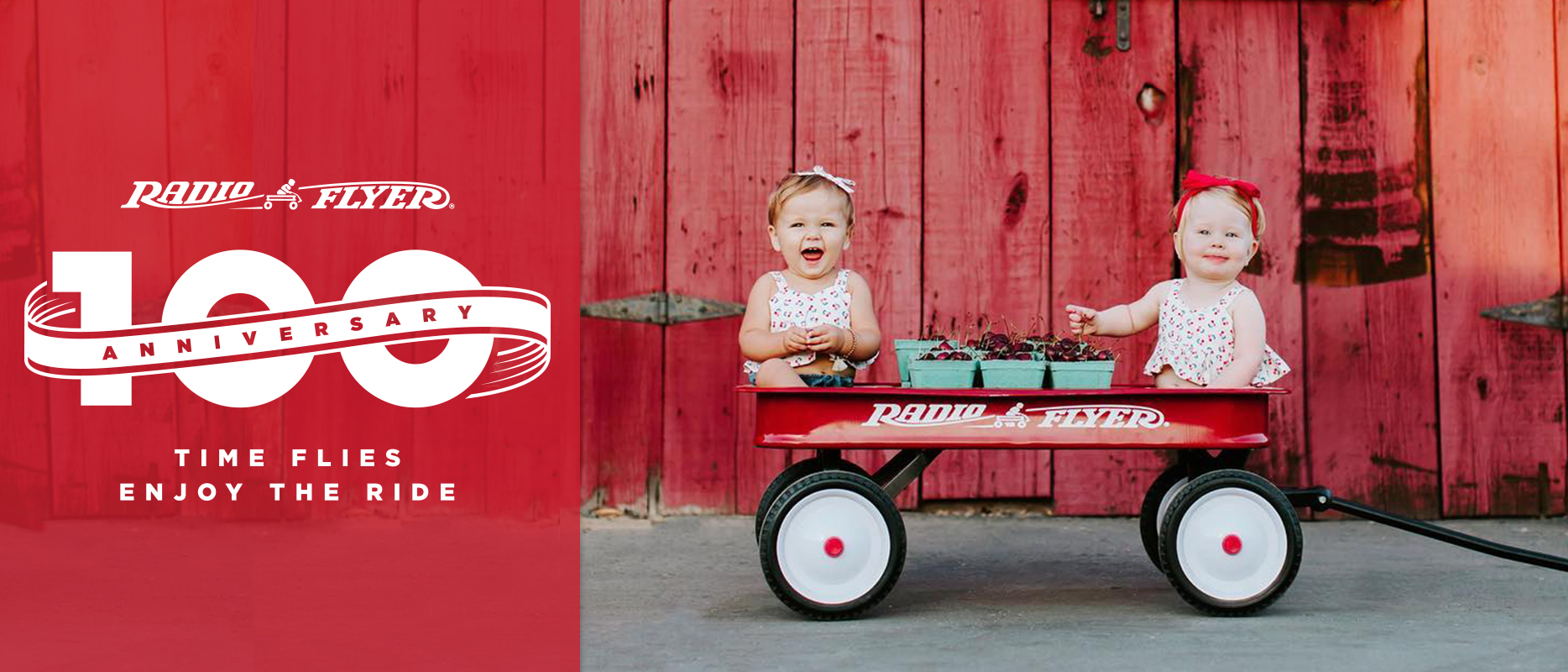 National Little Red Wagon Day